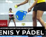 Reapertura de las pistas municipales de pádel y tenis de Mengíbar