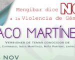 Actividades del Día Internacional contra la Violencia de Género en Mengíbar 2020