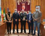 José Robles García toma posesión como nuevo jefe de la Policía Local de Mengíbar