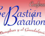 Noviembre Cultural Mengíbar 2020: Conferencia de Sebastián Barahona en 'streaming', este martes 10 de noviembre de 2020