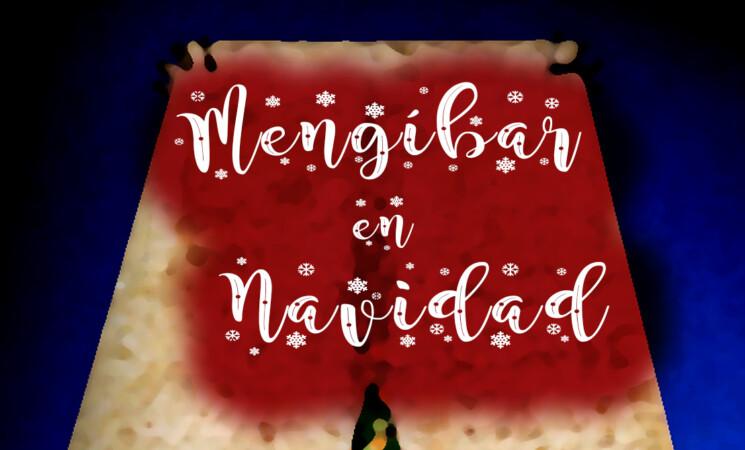 Bando del Alcalde de Mengíbar a las niñas y los niños de nuestro pueblo con motivo de la visita de los Reyes Magos el 5 de enero de 2021