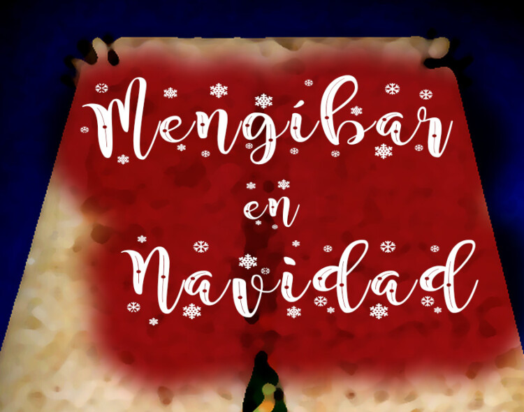 Mengíbar en Navidad 2020: Encendido del árbol de Navidad de ganchillo, este martes 1 de diciembre