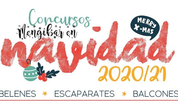 Formulario de inscripción en el Concurso de Escaparates - Mengíbar en Navidad 2020