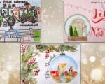 Mengíbar en Navidad 2020: Ganadores del I Concurso de Postales de Navidad
