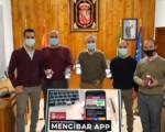 El Ayuntamiento de Mengíbar estrena aplicación móvil