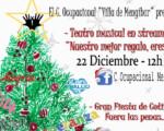 Mengíbar en Navidad: Teatro virtual del Centro Ocupacional Villa de Mengíbar 'Mi mejor regalo eres tú'