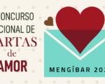El Ayuntamiento de Mengíbar convoca el V Concurso Nacional de Cartas de Amor · Mengíbar 2021