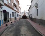 Las obras en la calle Maestro Francisco Hortal, de Mengíbar, comenzarán el 1 de febrero de 2021