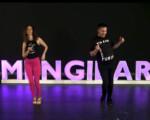 Vídeo del taller virtual de bailes latinos organizado por el Ayuntamiento de Mengíbar