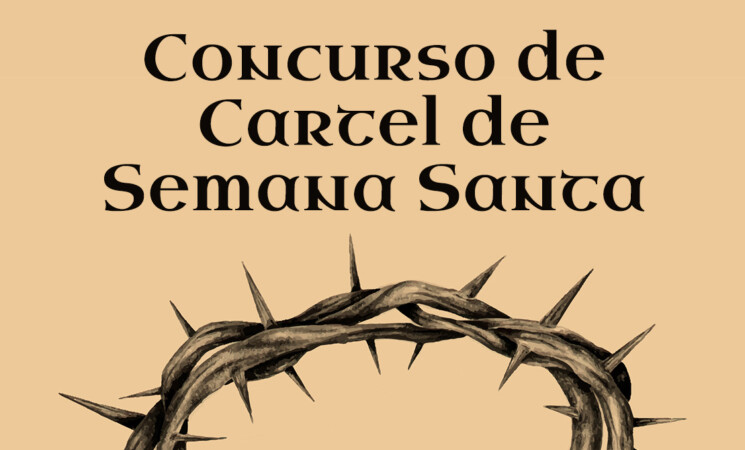 Concurso de cartel de Semana Santa de Mengíbar 2021