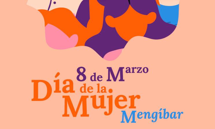 Programación del 8 de marzo: Día de la Mujer en Mengíbar 2021