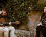 Día de Andalucía en Mengíbar: Himno de Andalucía, interpretado por María del Mar Gálvez y Joaquín Gálvez
