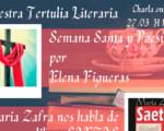 Nueva cita con las Tertulias Literarias de Mengíbar