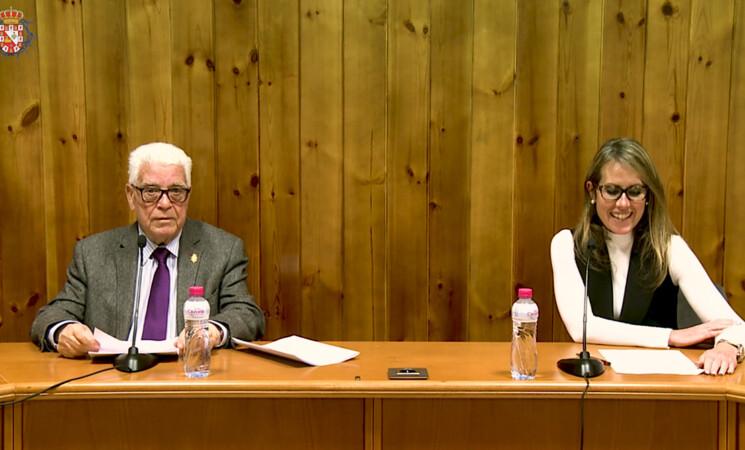 Vídeo de la conferencia 'Momentos estelares de la Semana Santa de Mengíbar', a cargo de Sebastián Barahona Vallecillo