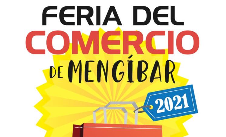 Feria del Comercio de Mengíbar, el próximo sábado, 3 de abril, en el Paseo de España