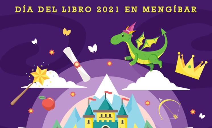 El Ayuntamiento de Mengíbar convoca el II Concurso Infantil de Minicuentos en vídeo por el Día del Libro 2021