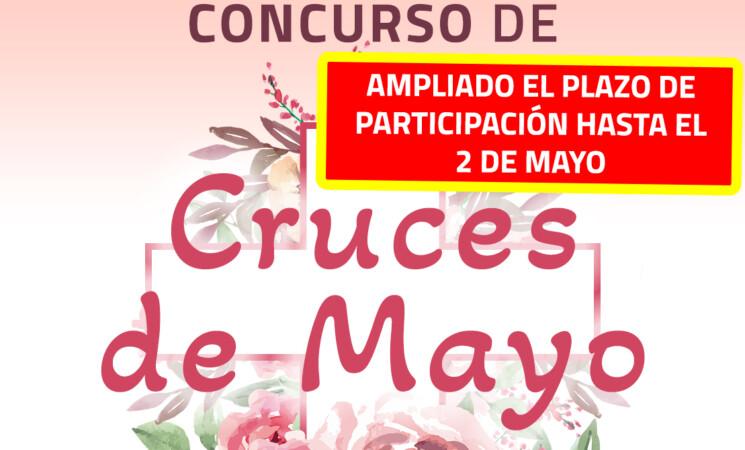 El Ayuntamiento de Mengíbar aumenta los premios y amplía el plazo de participación para el Concurso de Cruces de Mayo de Mengíbar 2021