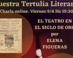 Este viernes, nueva cita con las Tertulias Literarias de Mengíbar