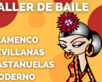 Nuevo Taller Municipal de Baile Flamenco en Mengíbar