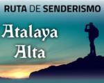 Ruta de senderismo por la Atalaya Alta desde Mengíbar, el próximo 30 de mayo de 2021