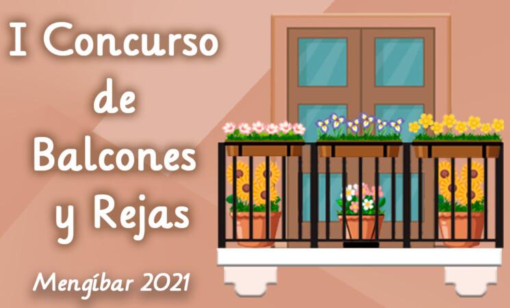 Ganadores del I Concurso de Balcones y Rejas de Mengíbar 2021