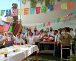 El Centro Ocupacional Villa de Mengíbar celebra la fiesta romera de La Malena