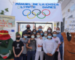 El Ayuntamiento de Mengíbar felicita al equipo del Colegio Manuel de la Chica por su participación en las Miniolimpiadas 2021
