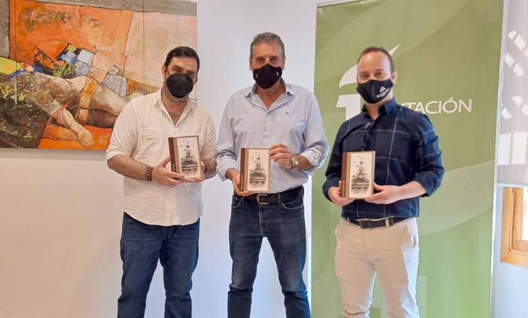 La Diputación de Jaén edita el libro 'Razamaldita', del escritor de Mengíbar Francisco Martínez Criado