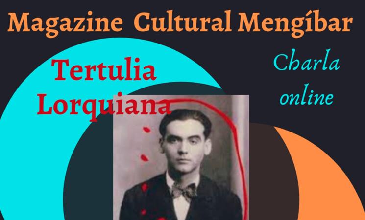 Federico García Lorca protagonizará este jueves las Tertulias Literarias de Mengíbar