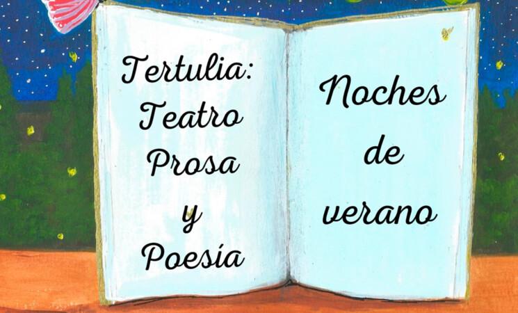Teatro, prosa y poesía en una nueva cita con las Tertulias Literarias de Mengíbar este jueves