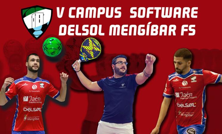 Inscripciones para el V Campus Software Delsol Mengíbar FS, del 5 al 9 de julio de 2021