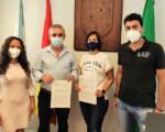 El Ayuntamiento de Mengíbar firma un acuerdo de colaboración con el Club de Tenis Arco de Jano