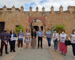 Entrega de premios del I Concurso de Balcones y Rejas de Mengíbar 2021 (fotografías)