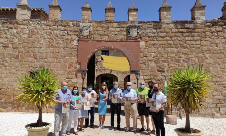 Presentación del número 3 de 'Menxivar Historia' en la Casa Palacio de Mengíbar
