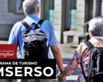 Convocatoria de plazas para personas mayores que deseen participar en el Programa de Turismo del Imserso para la temporada 2021-2022