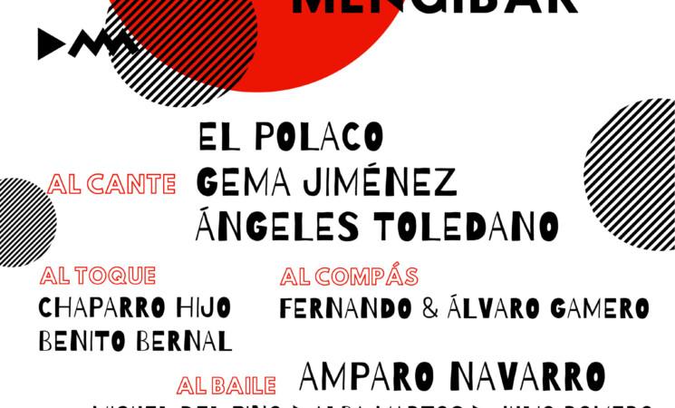 El XXV Festival Flamenco Mengíbar será el próximo 16 de julio de 2021
