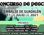 Concurso de pesca para aficionados de Mengíbar, el próximo 11 de julio de 2021