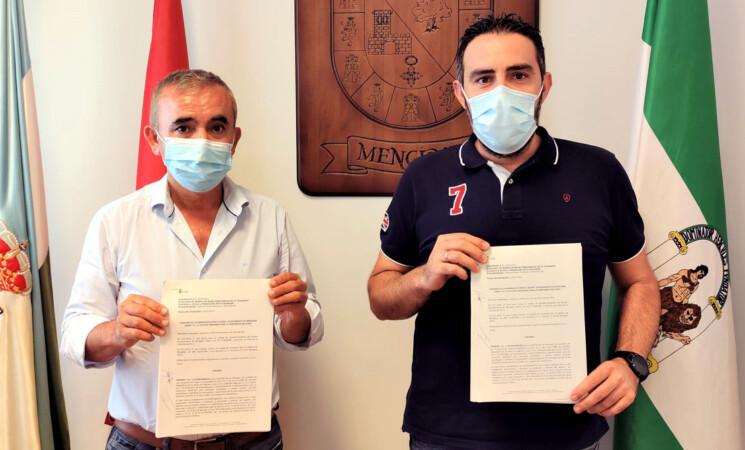 Apoyo total del Ayuntamiento de Mengíbar al Software DELSOL Mengíbar FS