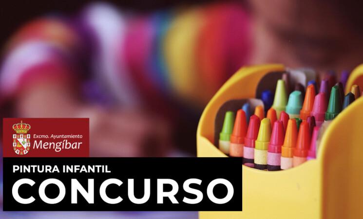Ganadores del Concurso Infantil de Pintura de Mengíbar 2021 (galería de imágenes)