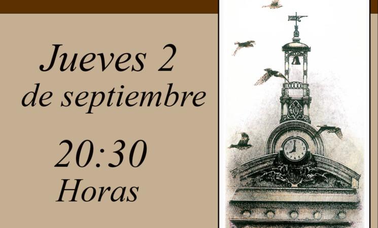 Presentación del libro 'RAZAMALDITA', de Francisco Martínez Criado, el próximo jueves 2 de septiembres de 2021 a partir de las 20:30h